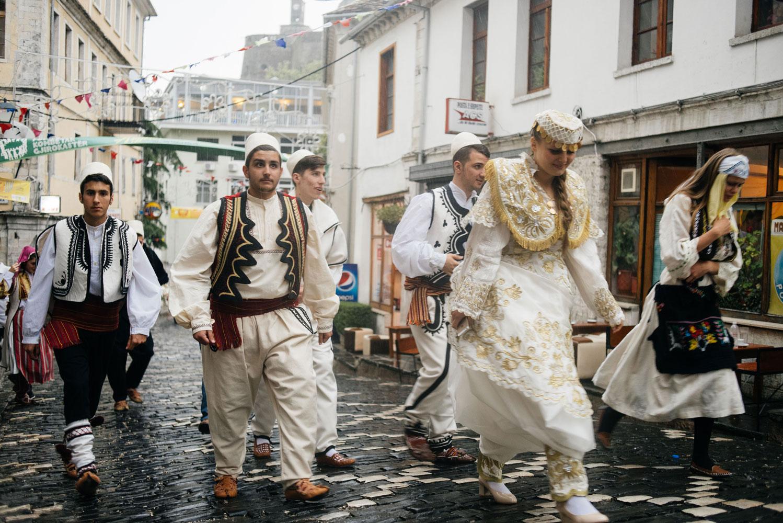 Folk-festival-Gjirokaster-Albania
