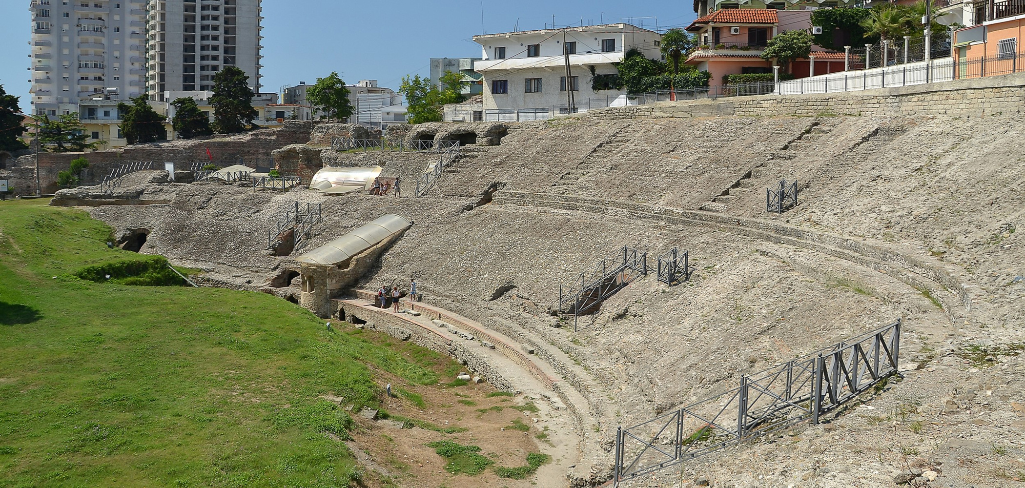 Durres-Archaeological-Amphitheater-Albania