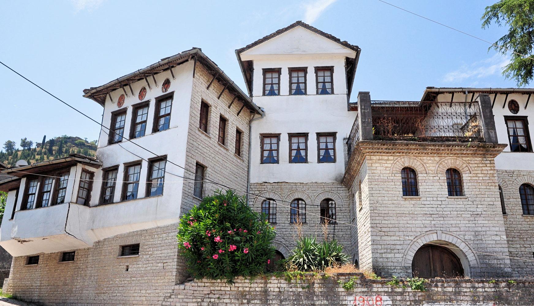 Gjirokaster-Ethnographic-Museum-Albania