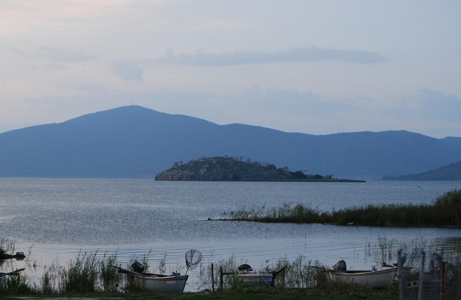 Small-Prespa-Lake-Albania