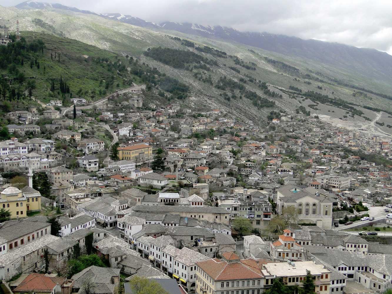 Gjirokaster-Albania