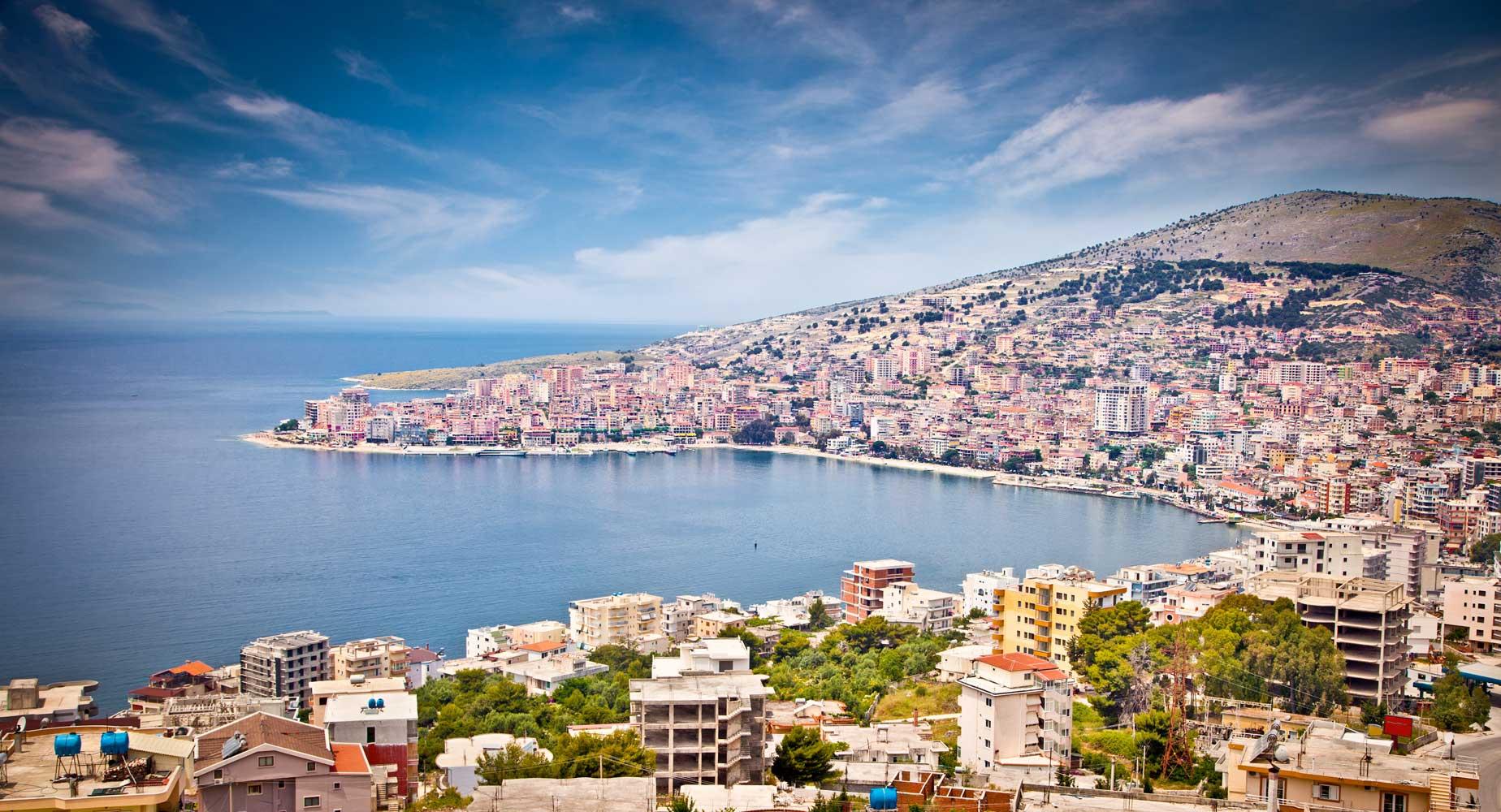 Saranda-Albania