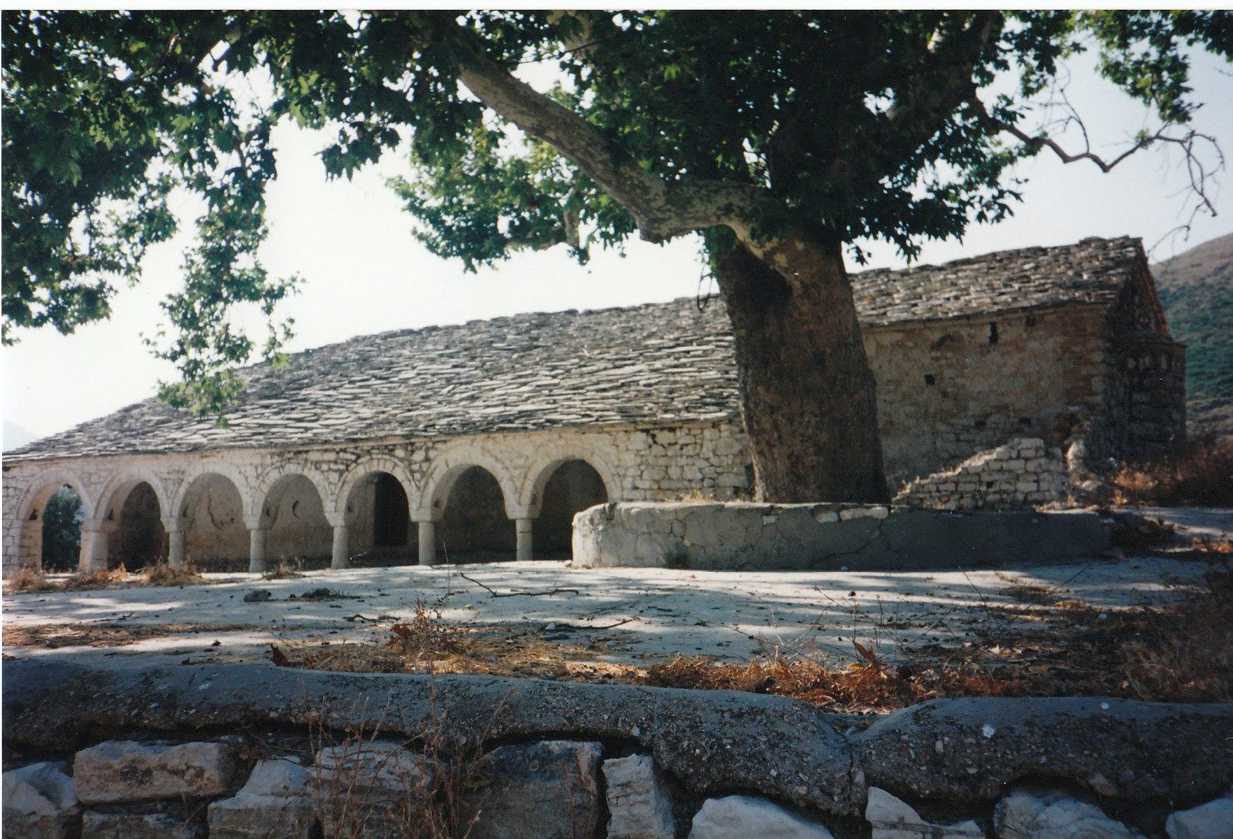 Dhuvjan-Monastery-Gjirokaster-Albania