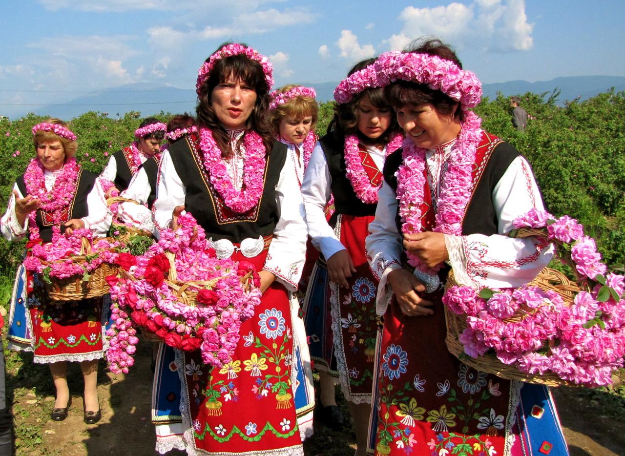 Rose-Festival-Kazanlak-Bulgaria