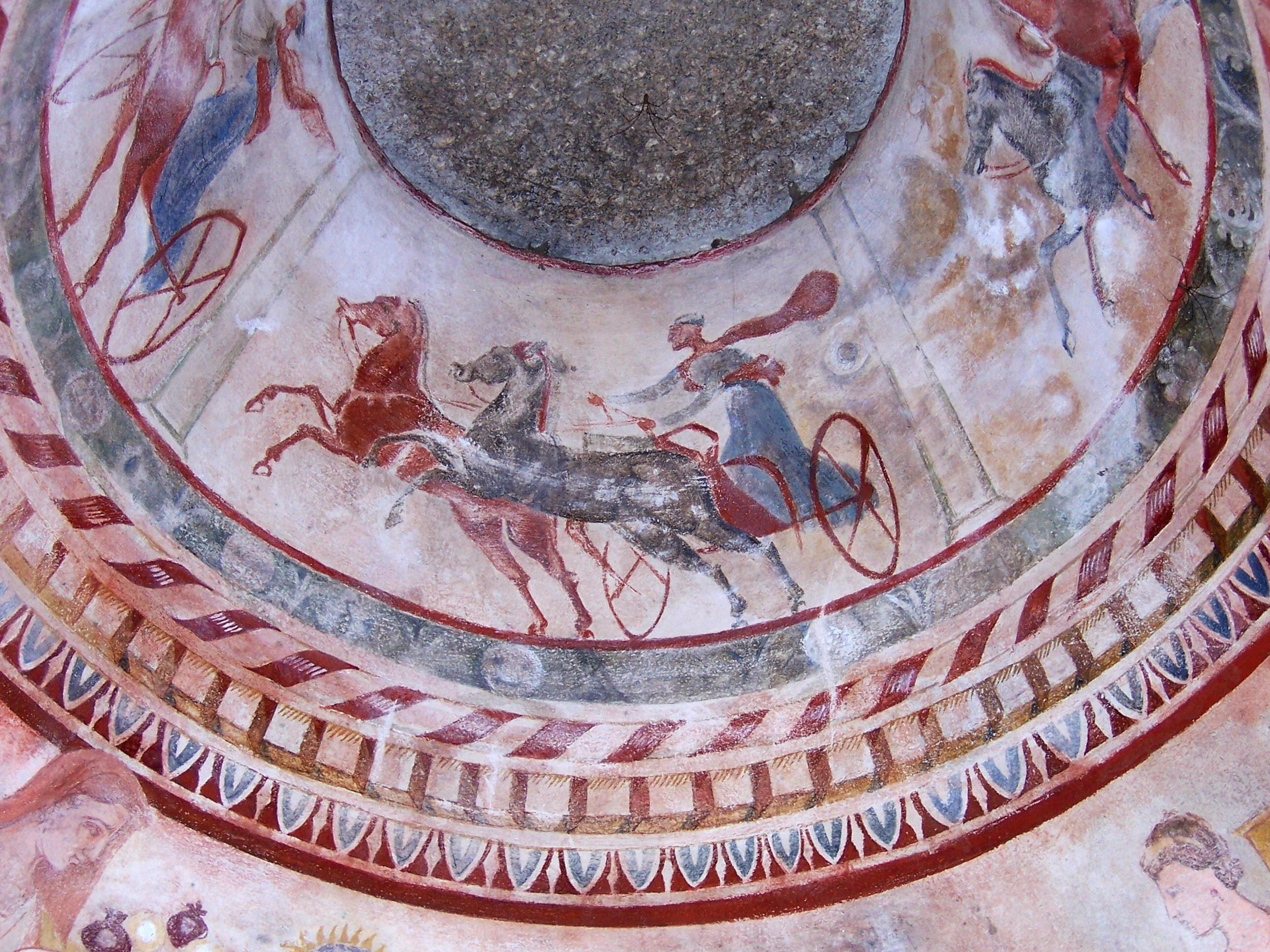 4.3.3.10. The Thracian Tomb of Kazanlak