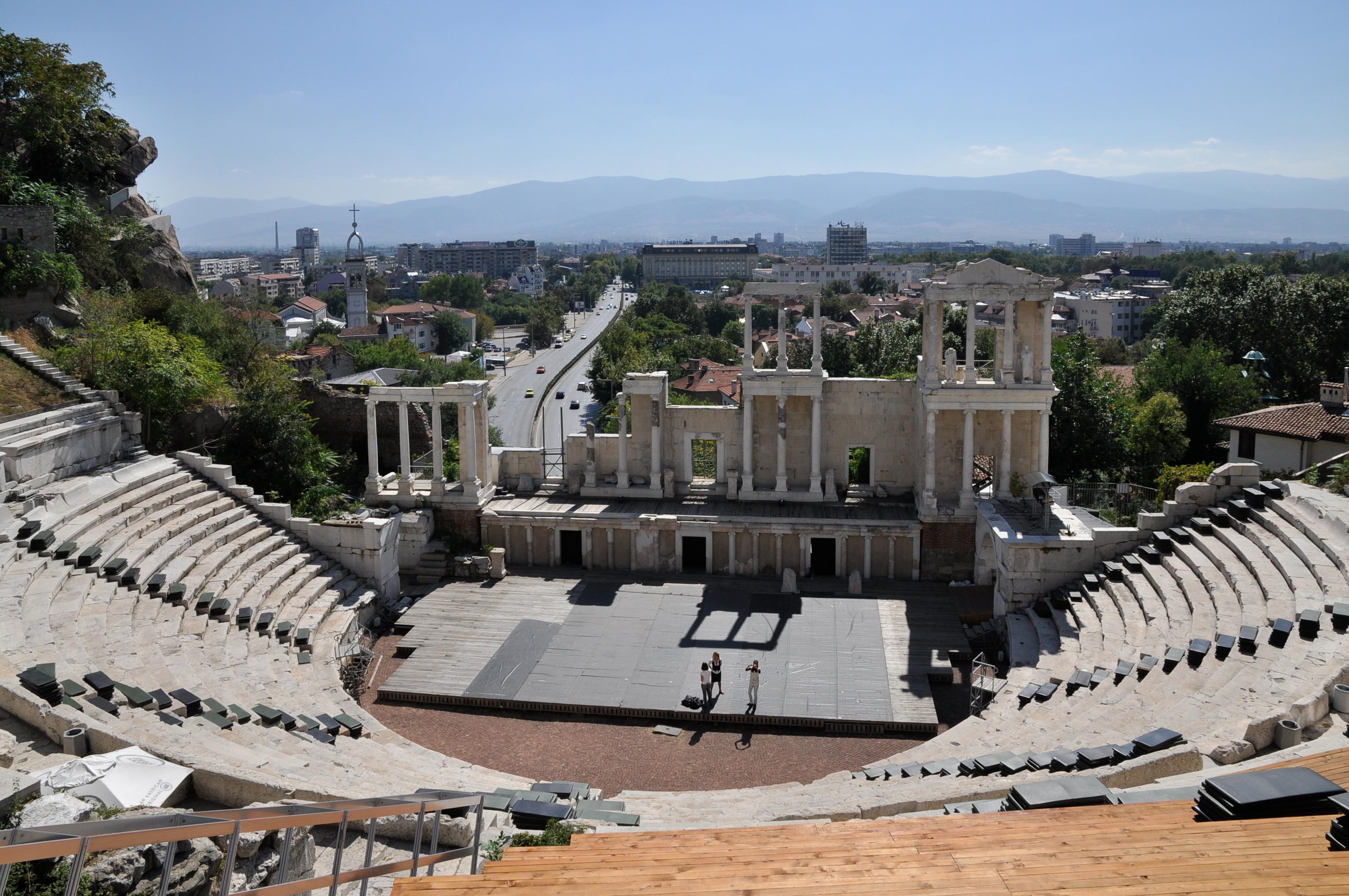 4.3.3.3. Plovdiv Roman Theater