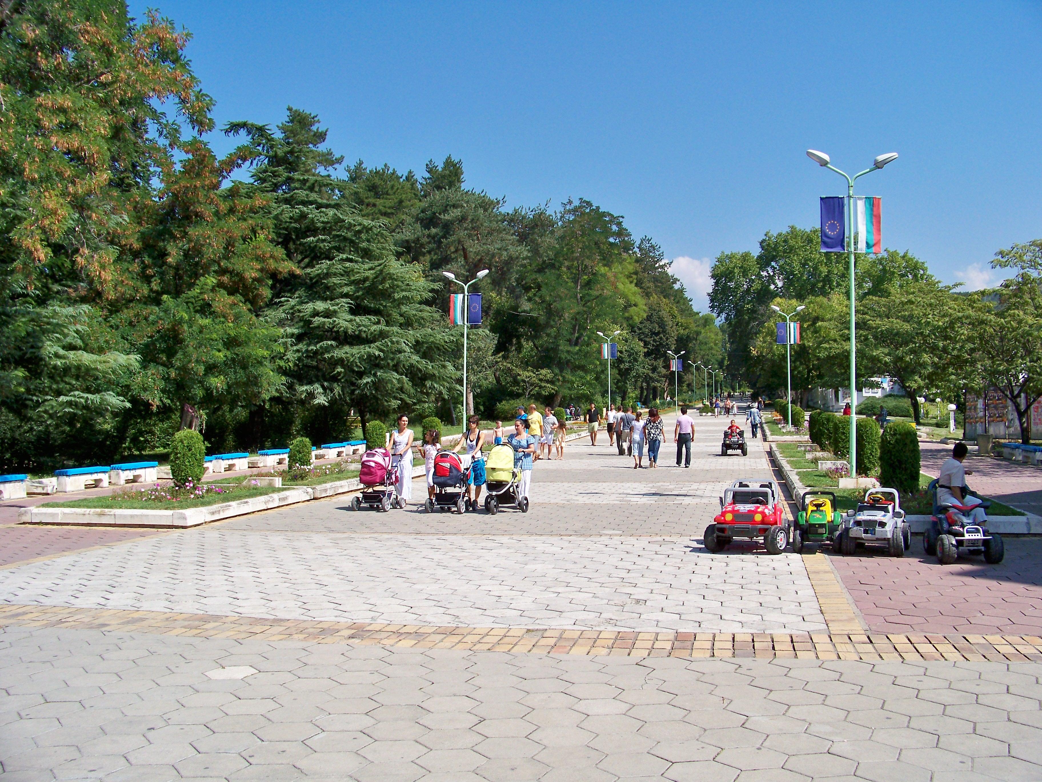 Sandanski-Bulgaria