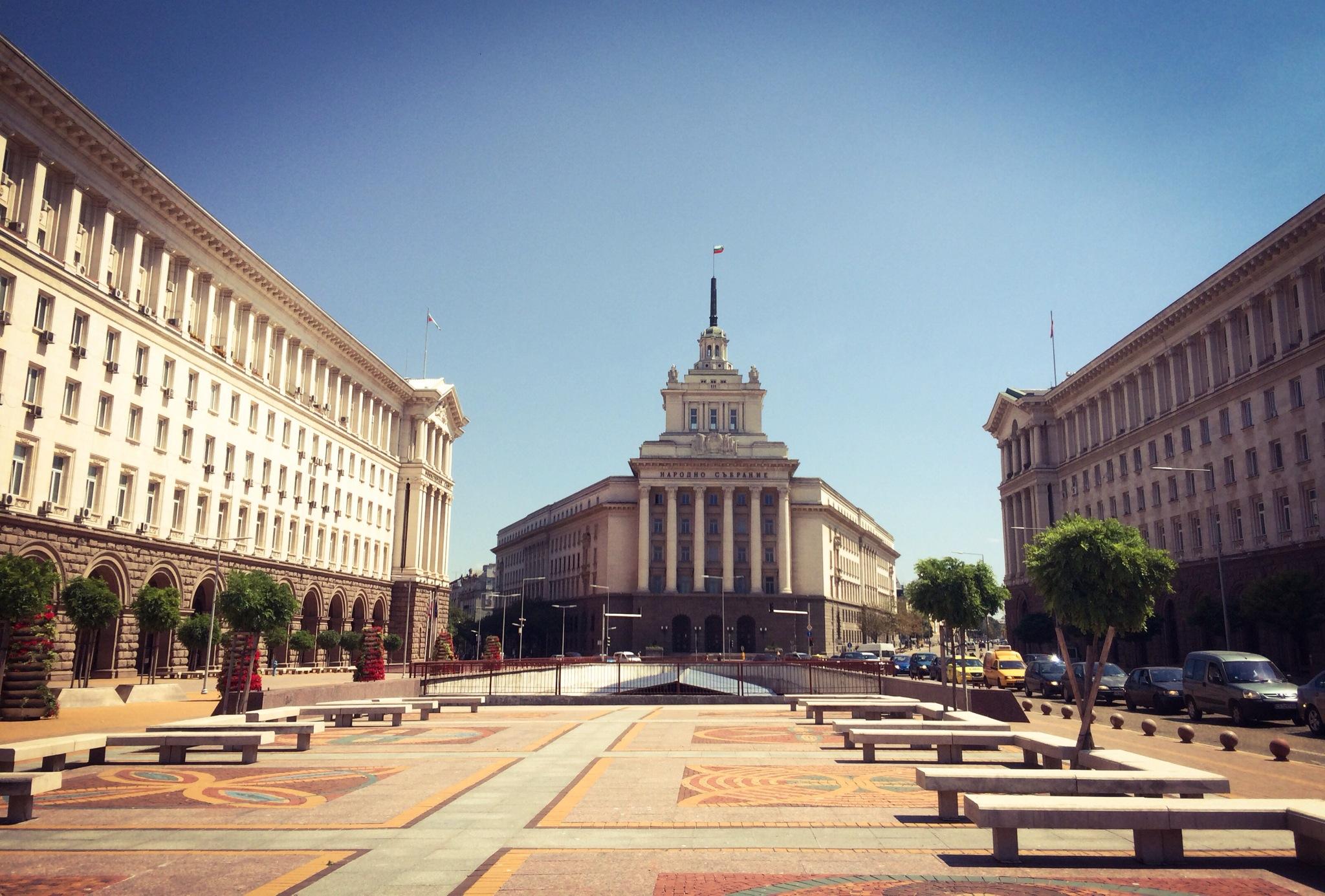 Sofia-the-capital-of-Bulgaria