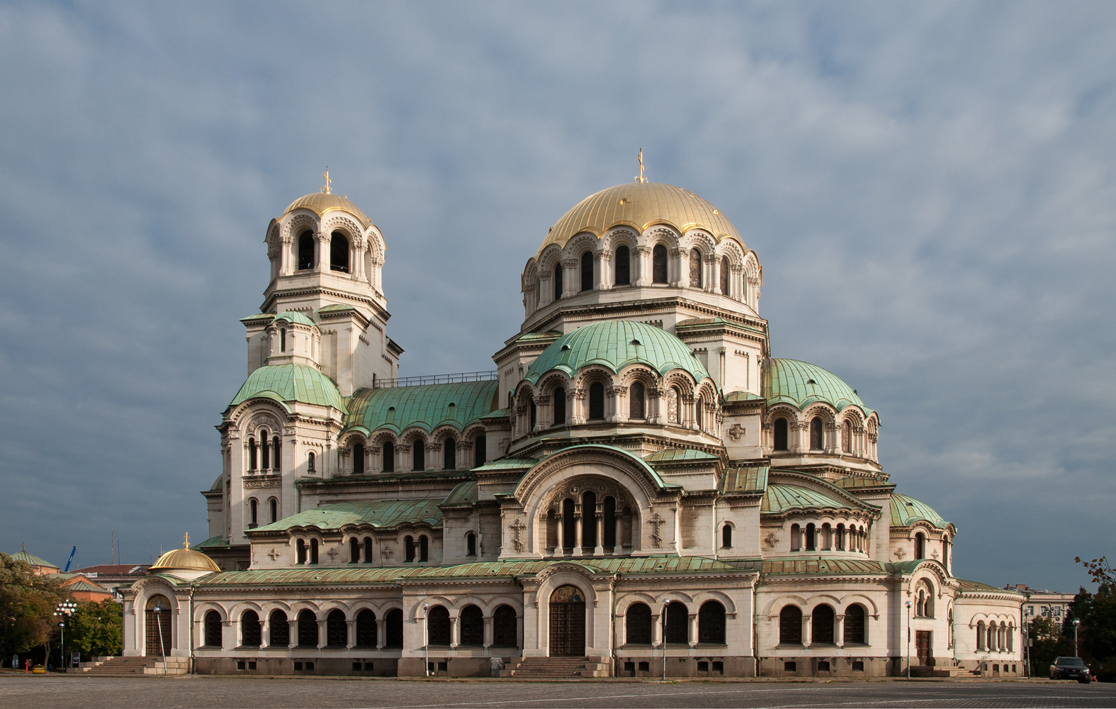 The-Cathedral-St.-Alexander-Nevsky-Sofia-Bulgaria