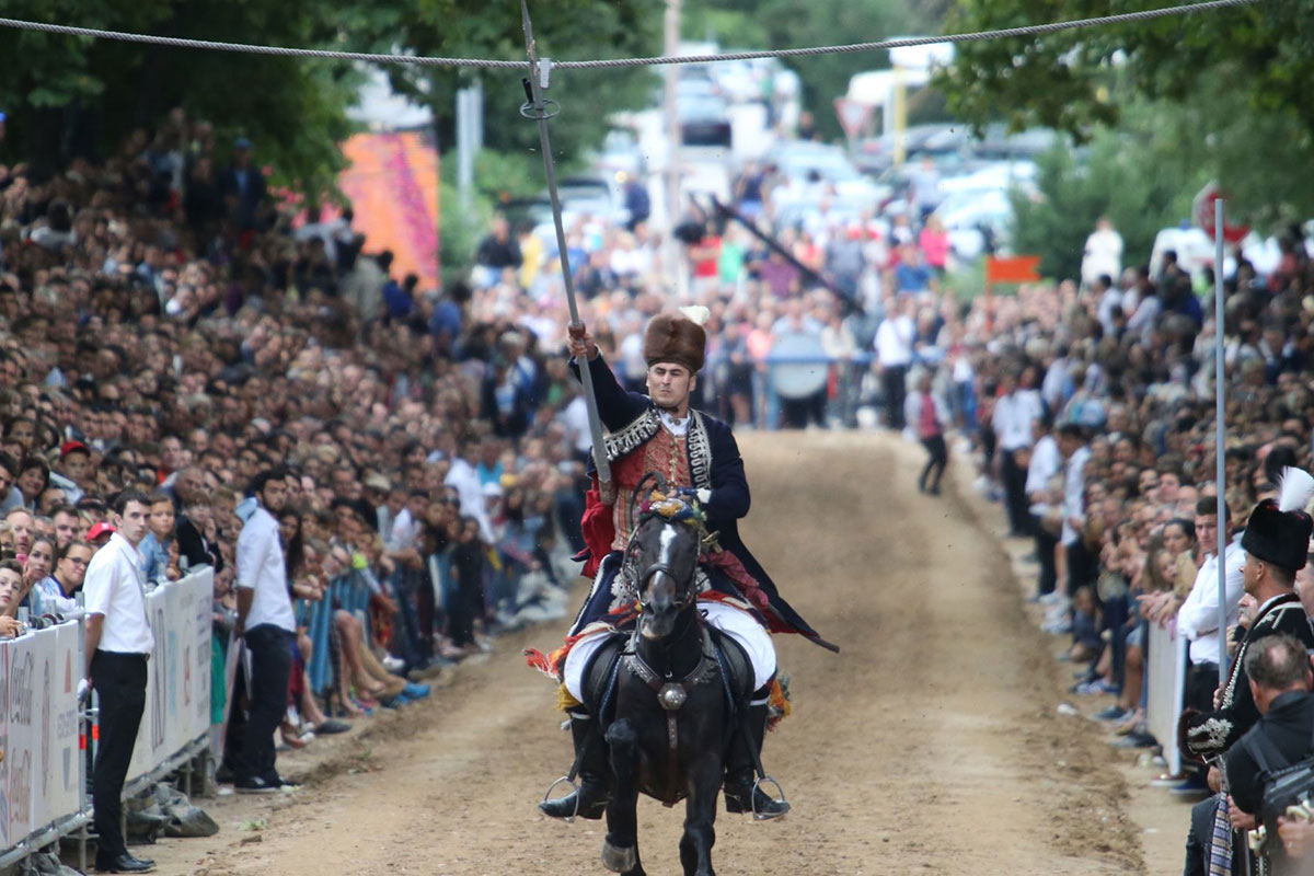 Sinjska -Alka-Chivalry-tournament-Sinj-Croatia