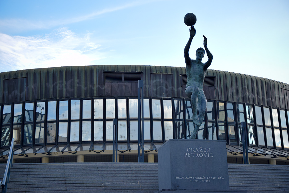 Drazen-Petrovic-Memorial-Center-Zagreb-Croatia