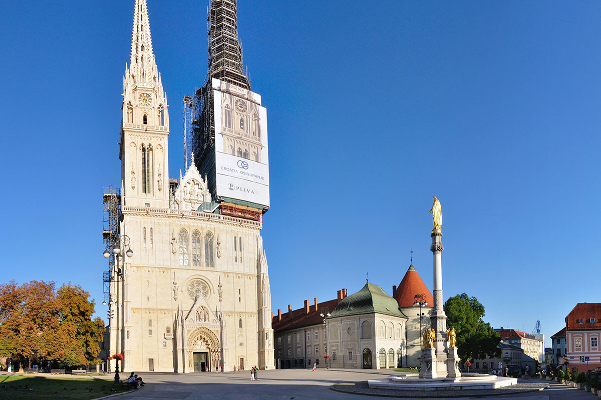 The-Cathedral-of-Assumption-of-the-Blessed-Virgin-Mary-Zagreb-Croatia