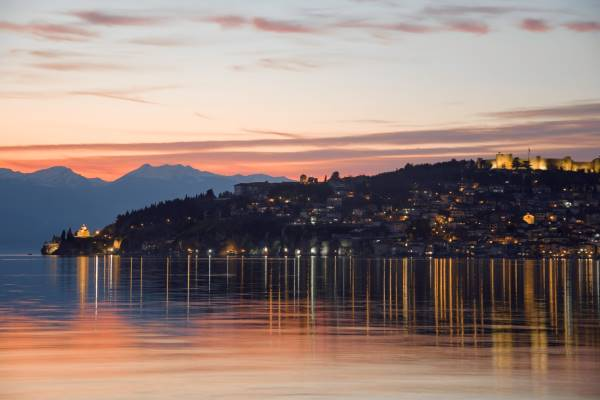 ohrid-night